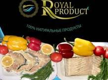 РОЯЛ ПРОДУКТ- Осетровое-филе, стейки, медальоны. наш сайт:      royalfish.tiu.ru
